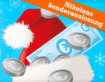 Nikolaus Lotto Sonderauslosung