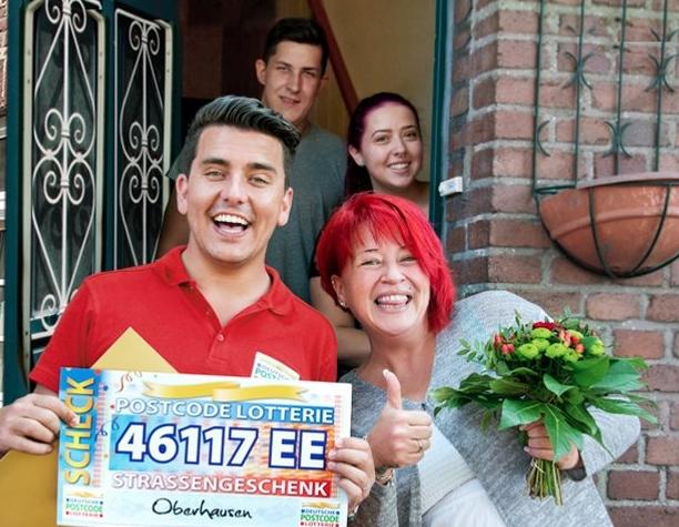 Gewinnchance Postcode Lotterie