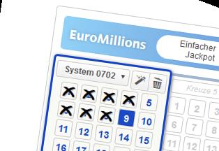 Lotto jackpot deutschland höchster