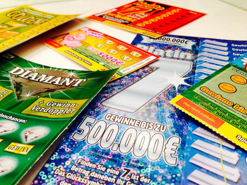 Lotto Gratis Rubbellose
