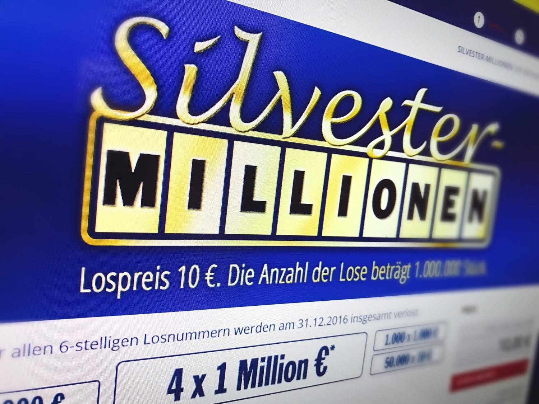 Lotto Neujahrsmillion