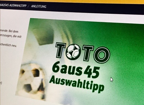 Toto Online Spielen Nrw