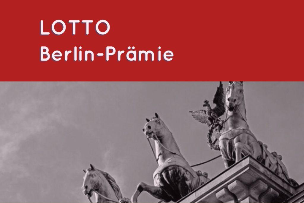 Berlin Prämie Lotto