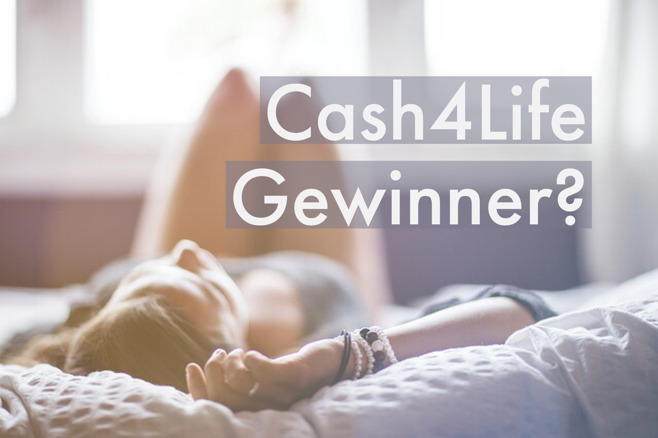 Cash For Life Gewinner
