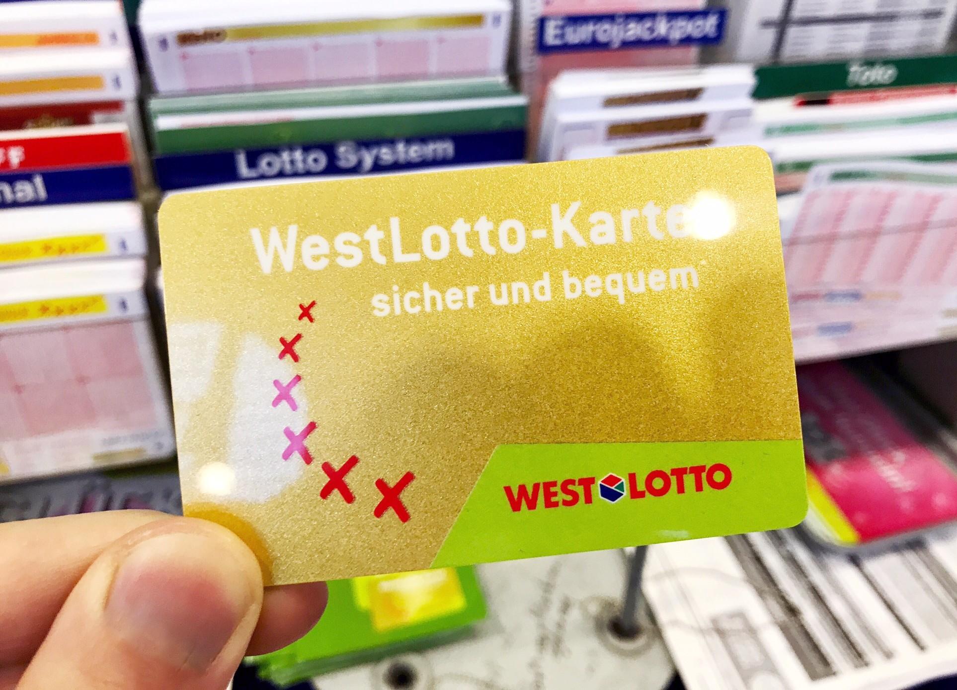 Westlotto Karte.Westlotto Karte Im Test Lottodeals Org