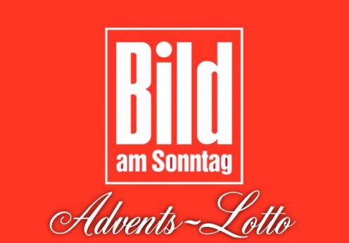 Bild am Sonntag Advents-Lotto Unoffizielles Logo