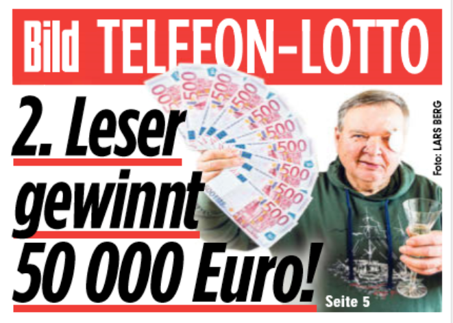 Lotterie Gewinnchancen