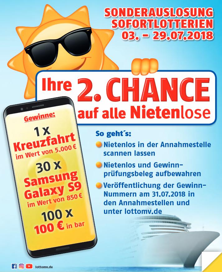 Lotto Sonderauslosung Sachsen