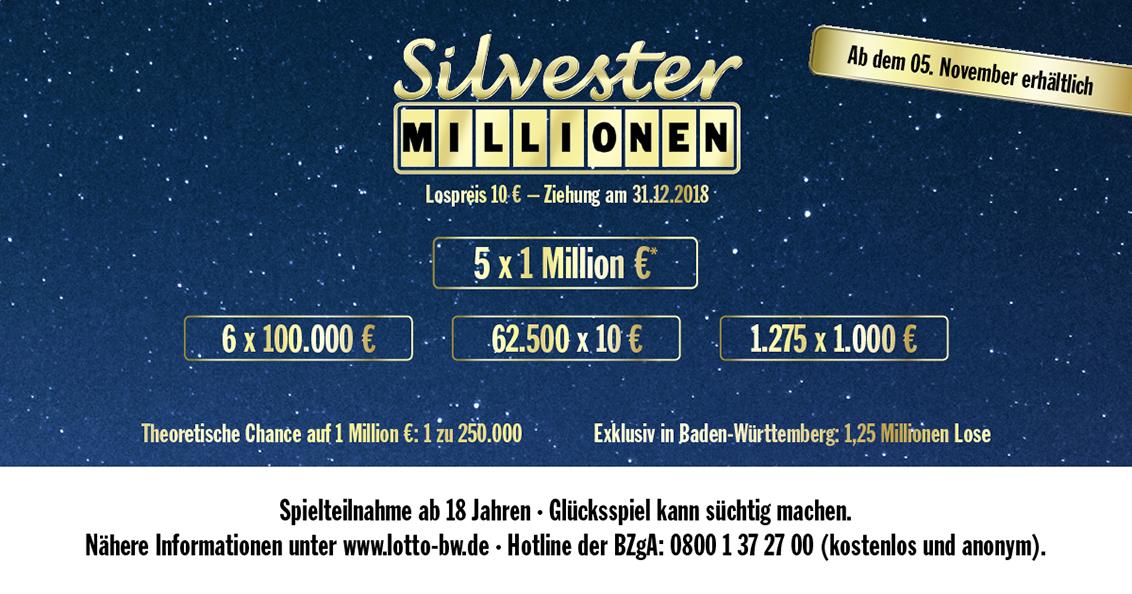 Lotto Silvestermillionen