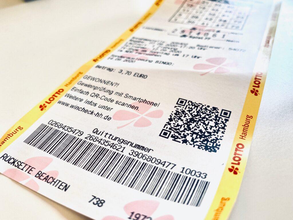 Lotto Gewinnüberprüfung